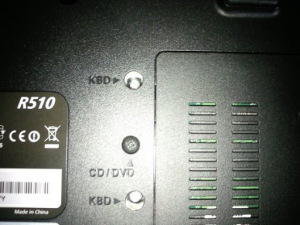 Как разобрать ноутбук Samsung P510