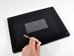 Как разобрать ноутбук Dell Adamo