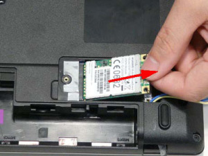 Как разобрать ноутбук Packard Bell EasyNote TM89