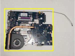 Разбираем ноутбук Packard Bell EasyNote TM89