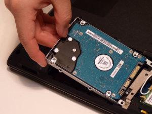 Как разобрать ноутбук Acer Aspire 5741G