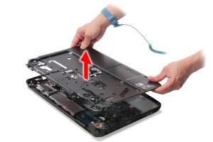 Как разобрать ноутбук Acer Aspire 5738G