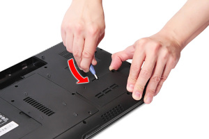 Разборка и чистка ноутбука Acer Aspire 5738G