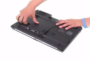 Как разобрать ноутбук Acer TravelMate 2480