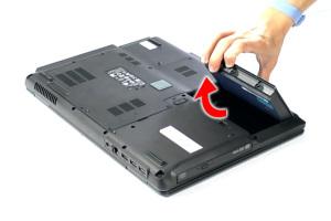 Как разобрать ноутбук Acer TravelMate 5220G