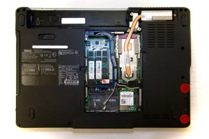 Разборка ноутбука Dell Inspiron 1525