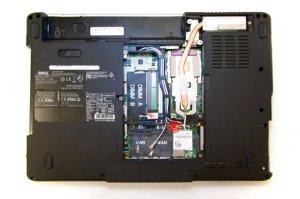 Разобрать ноутбук Dell