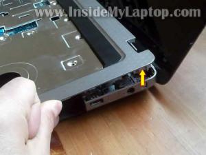 Как разобрать ноутбук HP G62