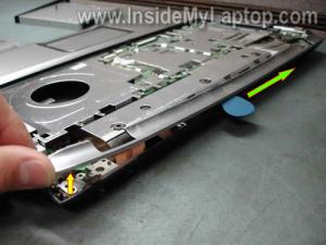 Как разобрать ноутбук HP Pavilion dv6500