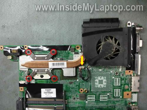 Как разобрать ноутбук HP Pavilion dv6500, просто и понятно