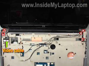 Как разобрать ноутбук HP Pavilion dv7