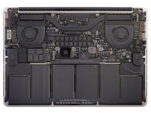 """Как разобрать ноутбук Apple MacBook Pro Retina 15"""""""