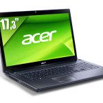 Как разобрать ноутбук Acer Aspire 7560G, чтобы его почистить