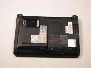 Правильно разобрать ноутбук Acer Aspire One ZG5