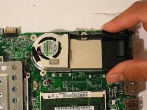 Разобрать ноутбук Acer Aspire One ZG5