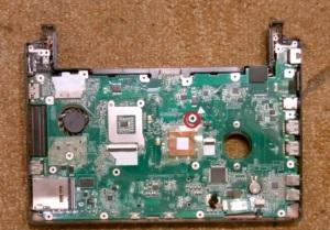 Как разобрать ноутбук Acer Aspire One ZH9 модель A0521