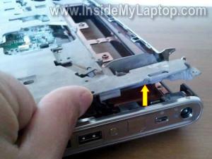 Как разобрать ноутбук HP Pavilion dv5