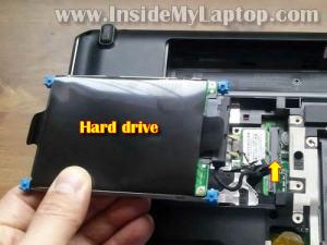 Как разобрать ноутбук HP Pavilion dv6