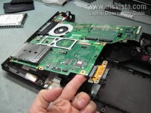 Ноутбук Toshiba Tecra A10