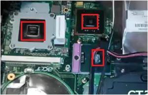 Как разобрать ноутбук Acer Aspire 6935G для того чтобы его почистить от пыли