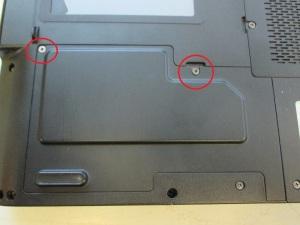 Как разобрать ноутбук ASUS модель A6RP