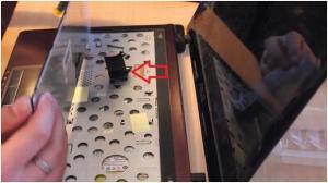 Как разобрать ноутбук Asus X53S и почистить его от пыли