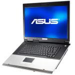 Разбираем ноутбук Asus A7D. Чистим ноутбук от пыли и меняем термопасту.