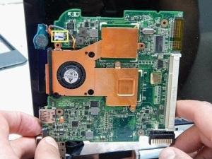 Разборка ноутбука Asus Eee PC 1005HA