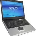Разбираем ноутбук ASUS F7S для чистки и замены термопасты