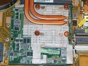 Почистить ноутбук Asus G73J