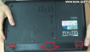 Разбираем, чистим и меняем термопасту на ноутбуке Asus X52