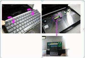 Разборка ноутбука Asus X42J для чистки от пыли и смены термопасты.
