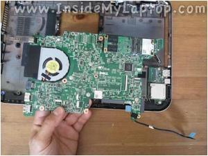 Разборка ноутбука Dell Inspiron 14z-5423