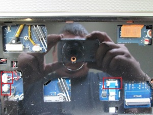 Разборка ноутбука Samsung R460, модели NP-R460-FSS1RU.