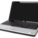 Разборка ноутбука Dell Inspirion 1750 для чистки и замены термопасты.