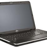 Разбираем ноутбук Fujitsu Lifebook A512, чистим от пыли и меняем термопасту.