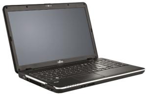 Разбираем ноутбук Fujitsu Lifebook A512.