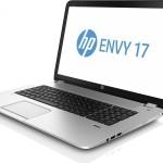 Разбираем ноутбук HP ENVY 17, чистим от пыли систему охлаждения и меняем термопасту.