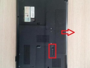 Как разбирается ноутбук Hewlett Packard G61 модель 430SB?