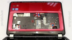 Разборка ноутбука HP Pavilion G6 1321SE.