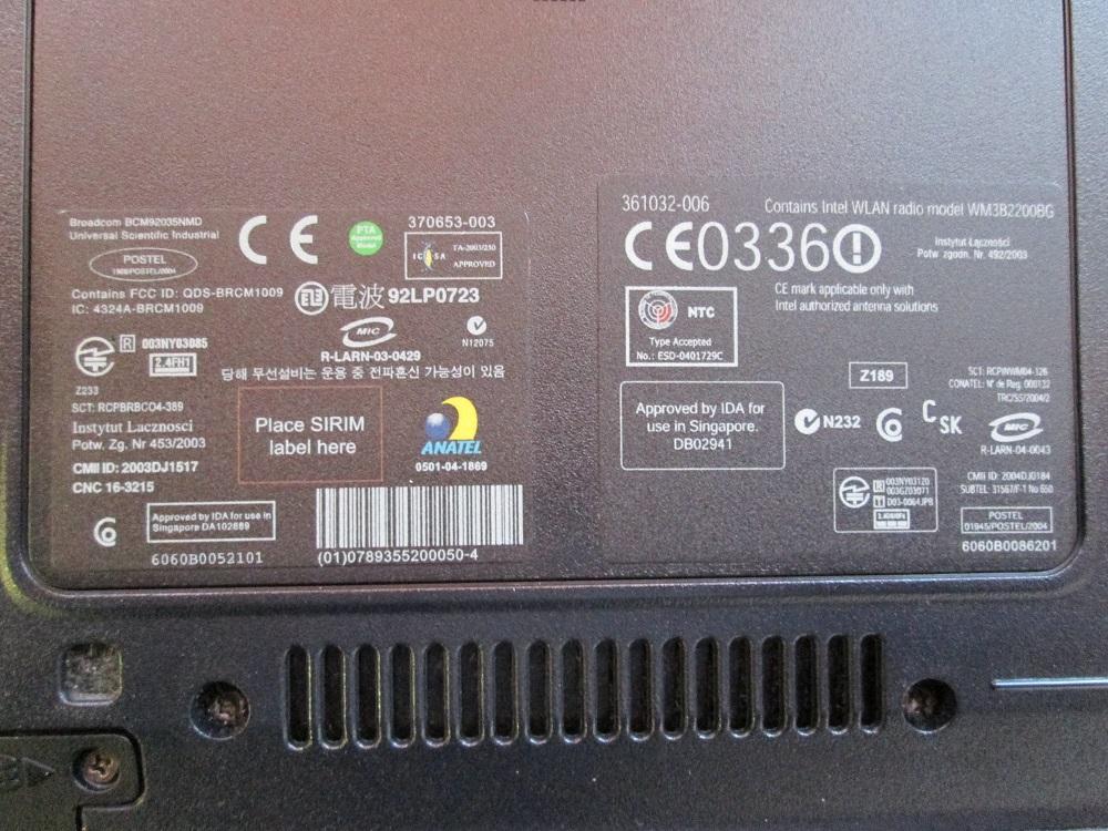 Инструкция По Эксплуатации Ноутбук Compaq Nc 6120