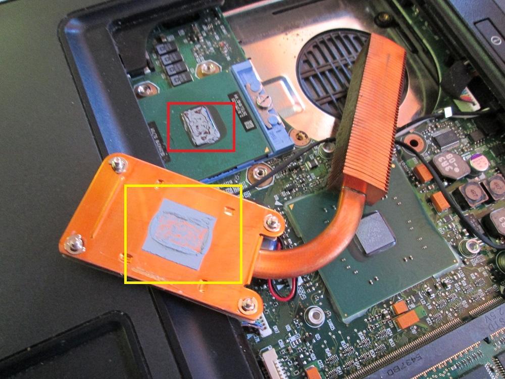 Зачем нужна термопаста на процессоре компьютера