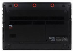 Разбираем ноутбук Lenovo G505S. Чистим от пыли и меняем термопасту.