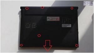 Как разобрать ноутбук Acer Aspire 3830 и поменять термопасту.