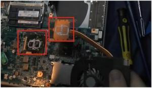 Как разобрать ноутбук Sony Vaio PCG-71314, почистить его и поменять термопасту?